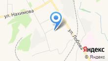 Ануш на карте