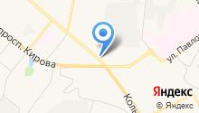 Ателье на проспекте Ленина на карте