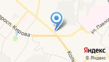 Адвокат Швецов М.Н. на карте