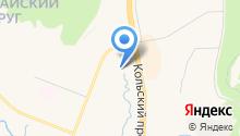 GLAZBURG на карте