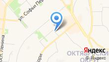 Управление Пенсионного фонда РФ в Октябрьском округе на карте