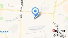Банк Александровский на карте