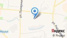Банк Александровский, ПАО на карте