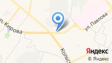 Lady Gloss на карте