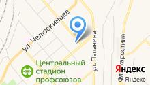 Адвокат Дудников А.А. на карте
