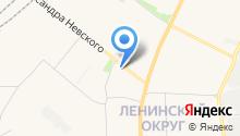 Адвокат Келер С.И. на карте