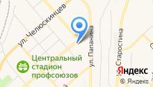АЛГРИ на карте