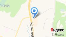Shenail bar на карте