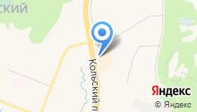 Smart store на карте