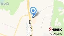 Бал украшений на карте