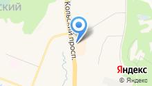 Jolie на карте