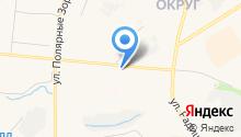 Авторадио Мурманск на карте