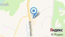NORD CITY на карте
