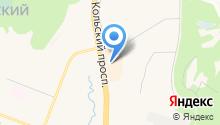 MAGZA на карте