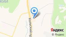 House на карте