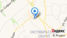 Автолайн-С на карте