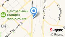 АвтоЮрист+ на карте