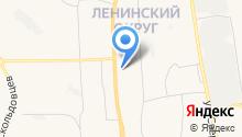 Комитет по образованию Администрации г. Мурманска на карте