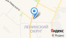 HETERA на карте