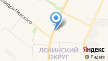 VEKA на карте