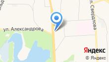 Ателье по пошиву и ремонту одежды на проспекте Героев Североморцев на карте