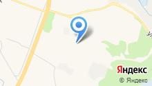 Кузовное ателье на карте