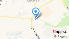 Акор-Сервис на карте