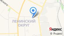 Тандем СК на карте