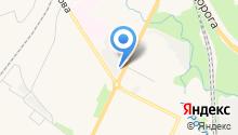 Альфа Нева на карте