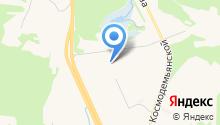 Аварийно-спасательный отряд г. Мурманска на карте