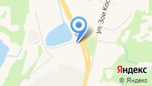Омега Моторс на карте