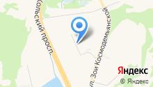 АнГри на карте