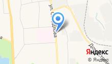 Армос сервис на карте