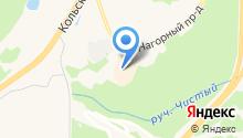 FootTerra на карте