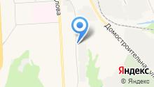 Аква Трединг на карте