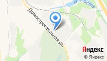 Автотехконтроль на карте