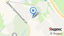 Отряд технической службы МЧС России по Мурманской области на карте