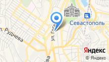Станция технического обслуживания автомобилей на карте