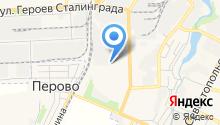 «Строммонтаж» на карте