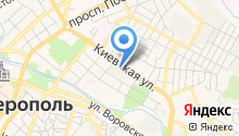 АО «Завод «Фиолент» - электроинструменты на карте