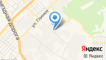 Промышленник-Симферополь на карте