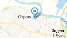 Церковь Димитрия Солунского на карте