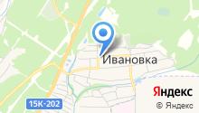 Продуктовый магазин Алкооптторг на карте