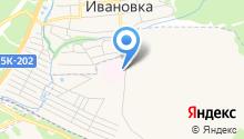 Брянская областная психиатрическая больница №1 на карте