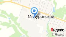 Брянскагрохимрадиология, ФГБУ на карте