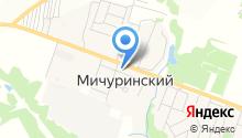 Радуга, универсальный магазин на карте