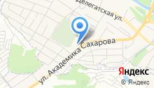 Академия Камня+ на карте