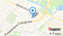 Yamaha-Брянск на карте