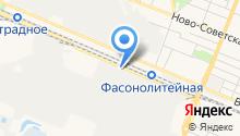 Алькор-Опт на карте