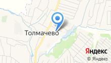 Кузовной центр на карте